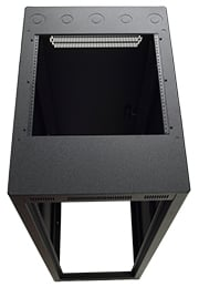 "35RU 27"" D Rack Cabinet without Rear Door"