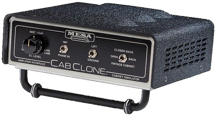 4 Ohm Guitar Cabinet Simulator/Loadbox