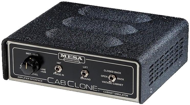 Mesa Boogie Ltd CABCLONE 8 8 Ohm Guitar Cabinet Simulator/Loadbox CAB-CLONE-8