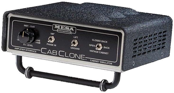 Mesa Boogie Ltd CABCLONE 16 16 Ohm Guitar Cabinet Simulator/Loadbox CAB-CLONE-16