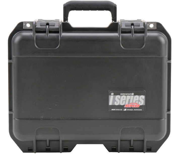 iSeries Small Waterproof Utility Case with Cubed Foam