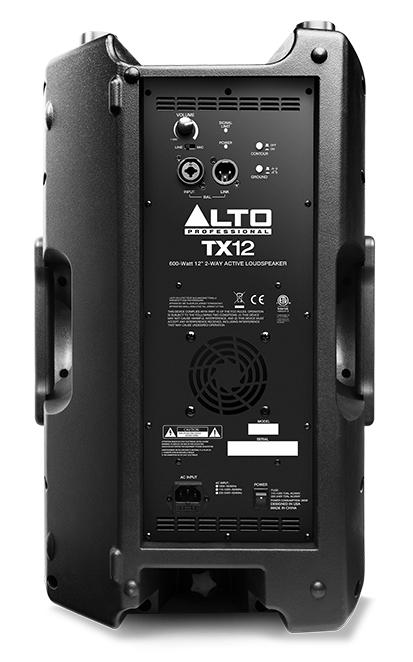 "12"" 600W (Peak) 2-Way Active Loudspeaker"