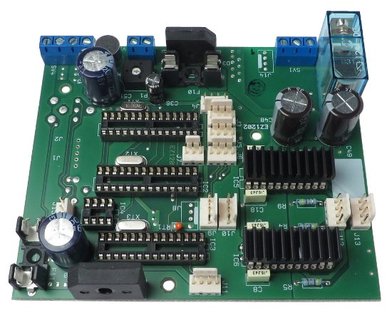 Main PCB EZ1202 for ColorWash 250 AT