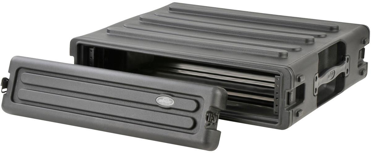 2RU Roto Rack Case