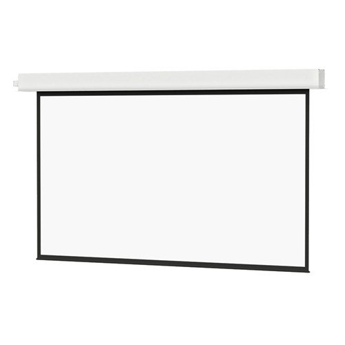 110D 54x96NPA Advantage Electrol Electric Projection Screen in Matte White