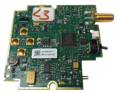 Main PCB Assembly for UR1