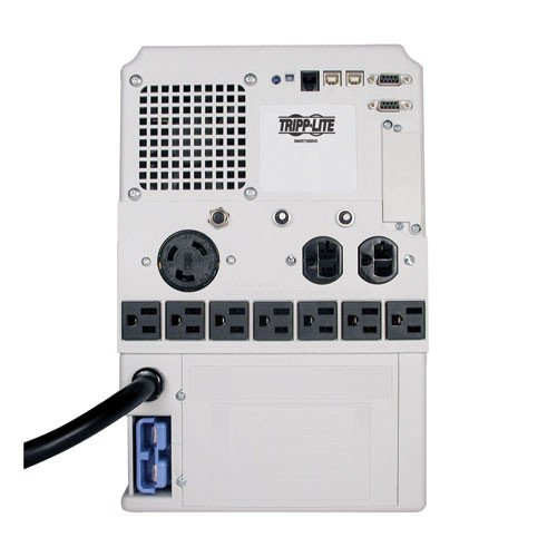 120V SmartPro 3kVA Line Interactive UPS with Extended-run & SNMPWEBCARD options