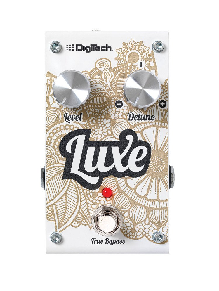 DigiTech Luxe Polyphonic Detune Pedal LUXE