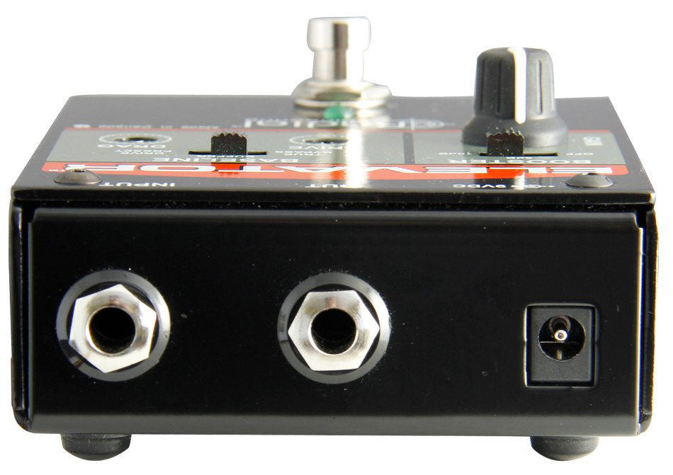 Multi-Level Booster and Buffer Pedal for Guitar