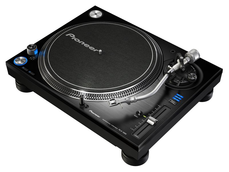 Professional Direct-Drive Turntable