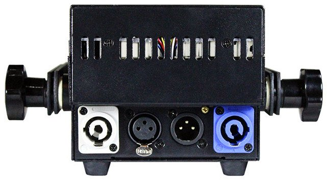 6x Hotbox 5 RGBAW Fixtures with FREE Kontrol 5 Controller and 6x 25 ft DMX Cables