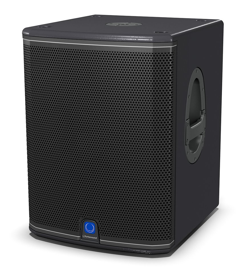 "15"" 3000W Peak Powered Subwoofer with DSP and Digital Networking"