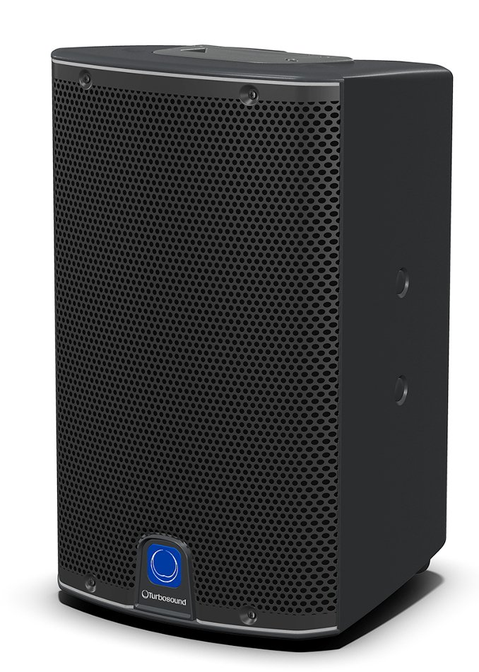"8"" 2-Way 2500W Peak Powered Loudspeaker with DSP and Digital Networking"