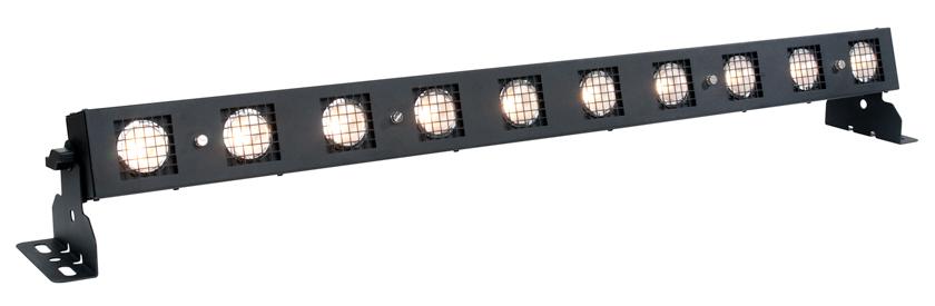 10 x 7W Warm White LED Strip