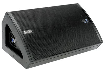 "DB Technologies DVX DM15 1500W Active 15"" Stage Monitor DVX-DM15"