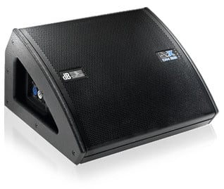 "1500W Active 2x 8"" Stage Monitor"