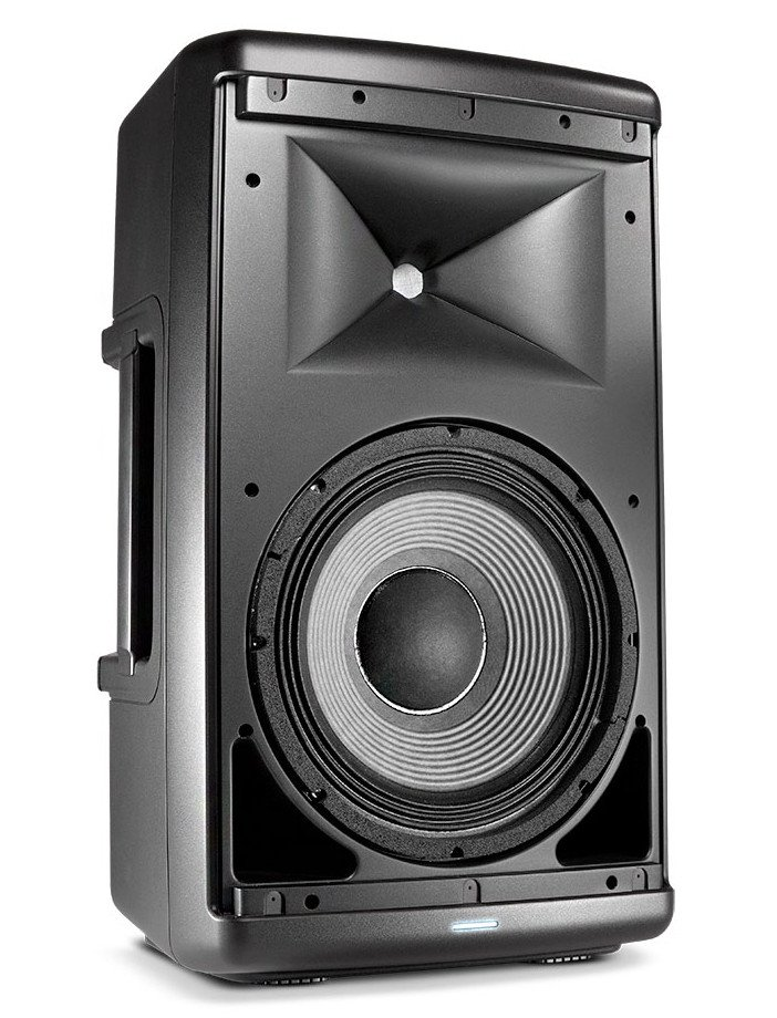 "10"" Two-Way Multipurpose Self-Powered Sound Reinforcement"