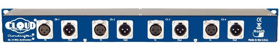 4-Channel Microphone Activator