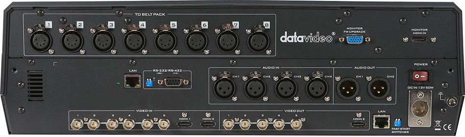 Datavideo Corporation HS-2200 HD/SD-SDI and HDMI Mobile Studio HS-2200