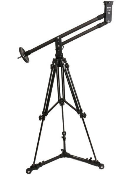 Carbon Fiber Jib with Tripod and Slider Dolly