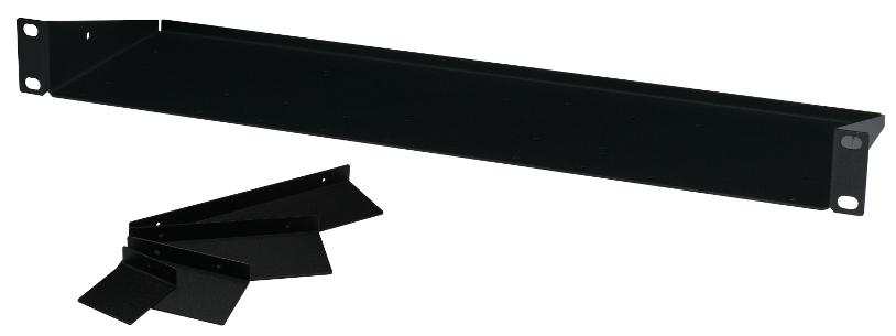 "V Style Module Rack Mounting Tray - 5 1/4"" Depth"