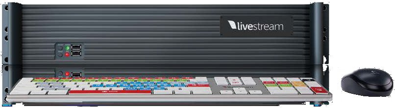 Live Production Switcher / Streamer with 3x HDMI / HD-SDI Inputs