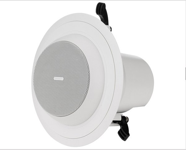 "Tannoy CMS 403DCe 4"" Ceiling Speaker with 70/100V Transformer and Low Impedance Operation CMS-403DC-E"