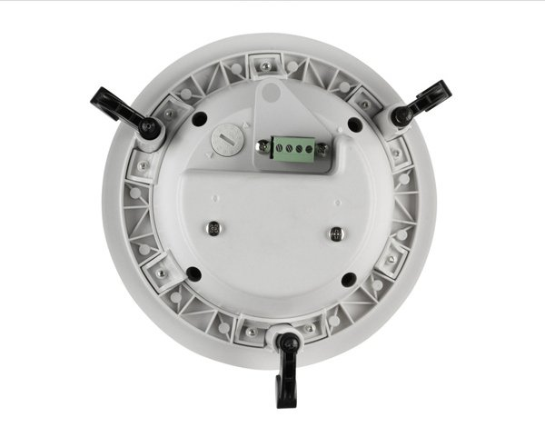 "4"" Ceiling Speaker with 70/100V Transformer and Low Impedance Operation"