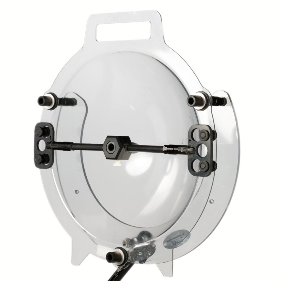 """Klover Products Inc MiK 16 16"""" Parabolic Collector Dish KM-16"""