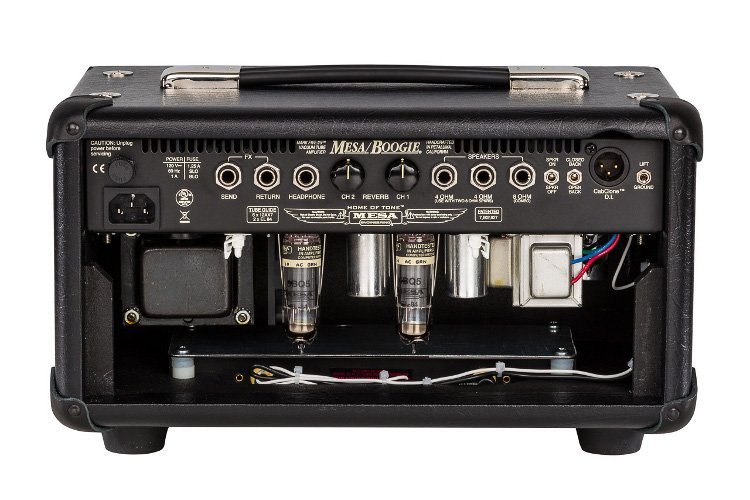 25W Tube Guitar Amplifier Head with CabClone