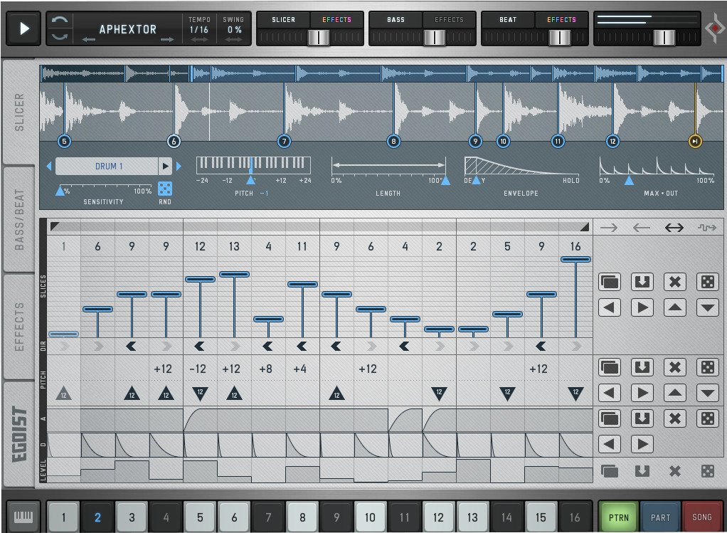 Groove Box Software Instrument Plugin