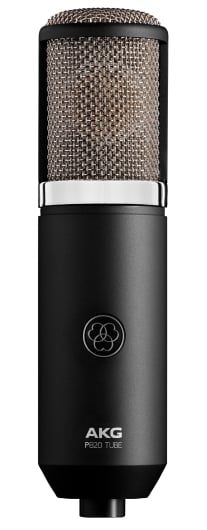 Dual-Diaphragm Multi-Pattern Side-Address Tube Condenser Microphone