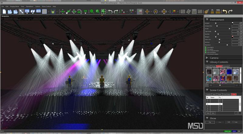 5 Year License for Martin ShowDesigner 6 Pro Lite