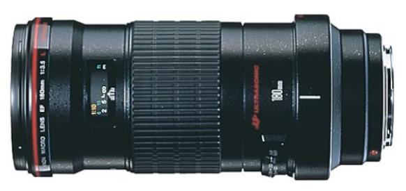 EF 180mm f/3.5L Macro USM Macro Lens