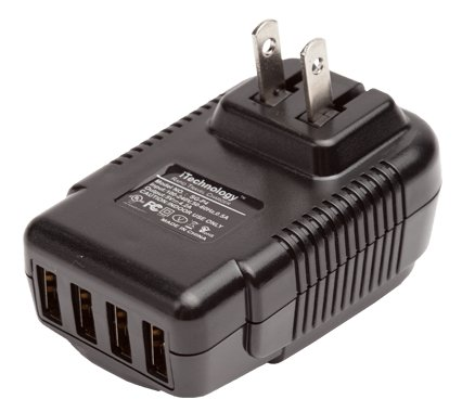 4-Port USB Charger for iDSP Systems