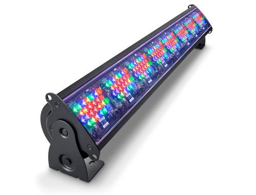 ColorBlaze TR4 with Intelligent RGBA 4 Foot LED and 10° Beam Angle