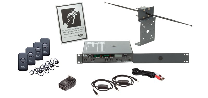 iDSP Prime Level III Stationary RF System (72MHz)