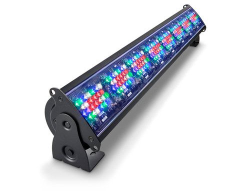 ColorBlaze TR4 4 Foot LED Batten with Intelligent RGBW and 18° Beam Angle