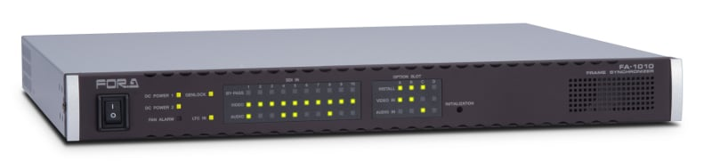 Ten Channel Signal Processor