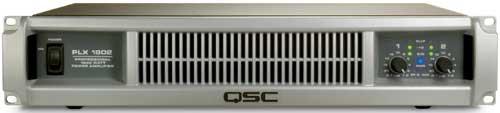 Power Amplifier, Dual Channel, up to 1800W @ 4 ohms bridged, PLX-1802