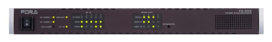 Five Channel Signal Processor