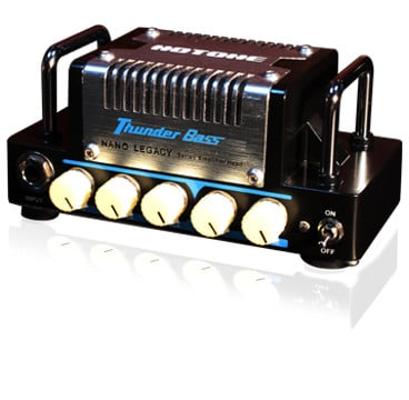 5W Bass Amplifier Head