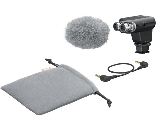 Sony ECM-XYST1M Stereo Microphone for Sony Cameras with Multi-Interface Shoe ECMXYST1M