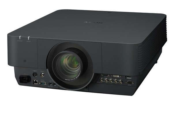 7000 Lumens WUXGA Laser Projector in Black - Body Only