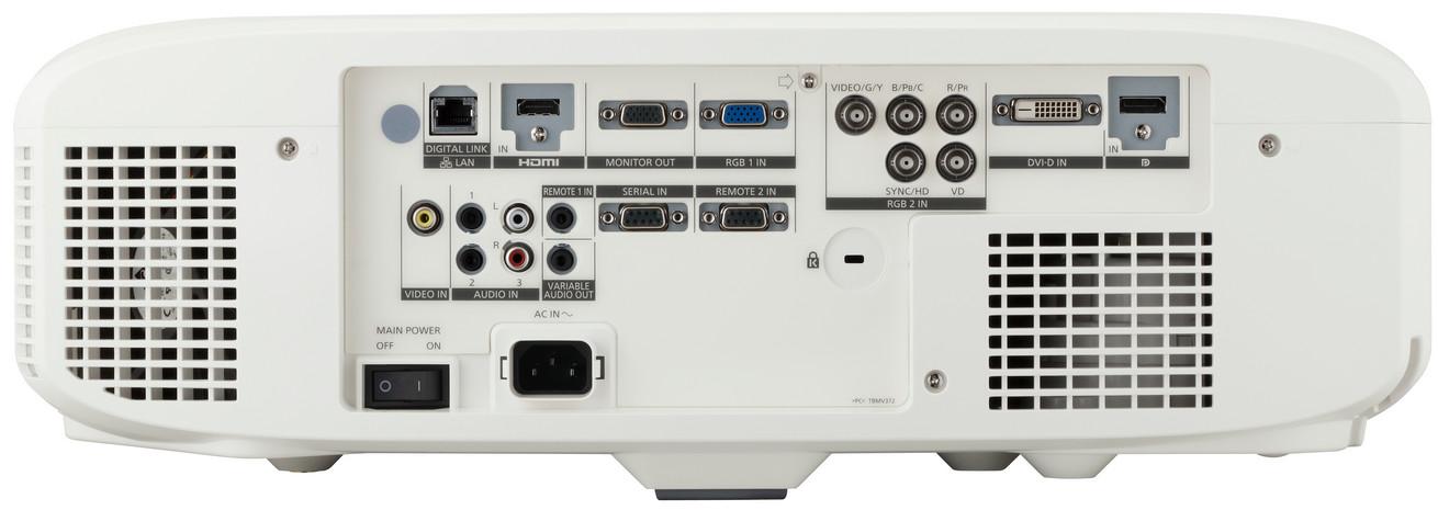 6500 Lumens WUXGA LCD Projector