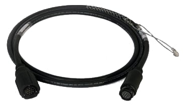 100 ft. EverGrip 14-Pin Molded Quarter Turn Motor Control Cable Extension