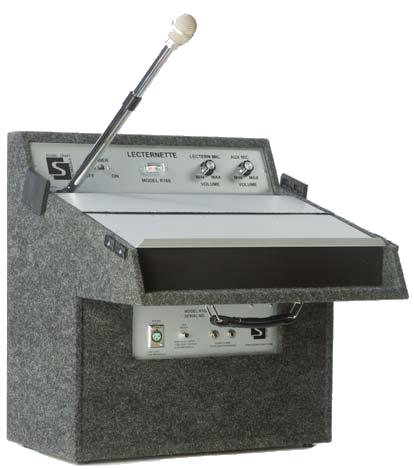Lecternette Portable Lectern System