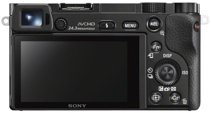 a6000 Mirrorless Compact Digital SLR Camera Body Only