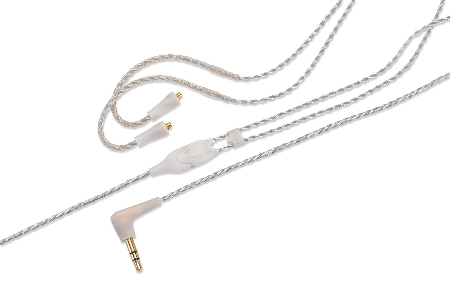 """EPIC 64"""" Clear Replacement Cable for ES, UM Pro Series Earphones"""