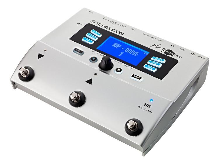 Vocal & Guitar Multi-FX Processor